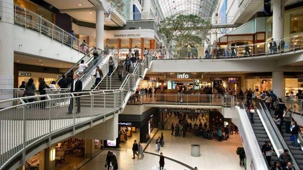 Perakende satış hacmi Şubat'ta yüzde 0,8 yükseldi