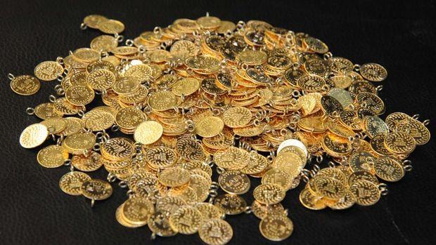 Kapalıçarşı'da altın fiyatları (16.04.2019)