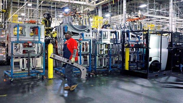 ABD'de sanayi üretimi Mart'ta geriledi