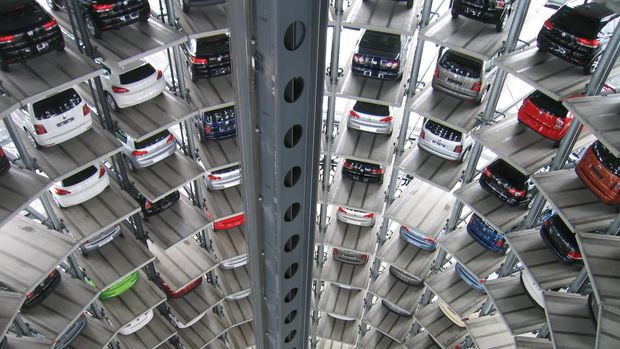 AB'de otomobil satışları Mart'ta düştü