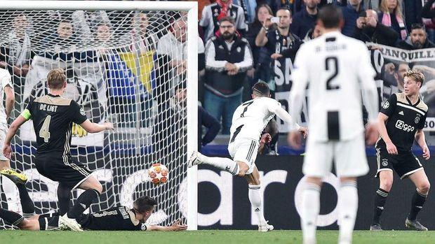 Juventus hisseleri Ajax yenilgisinden sonra yüzde 24 geriledi