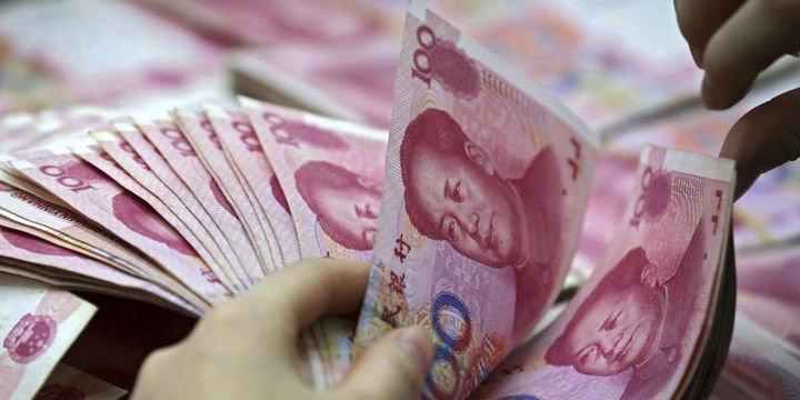 Çin yuanı büyüme verisiyle yükseldi