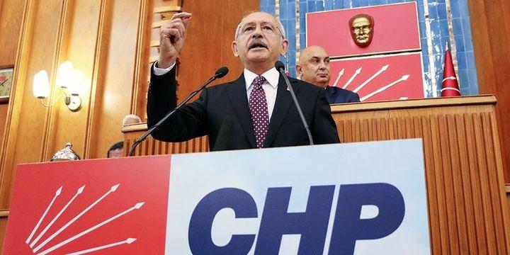 CHP 6 kişi hakkında suç duyurusunda bulundu