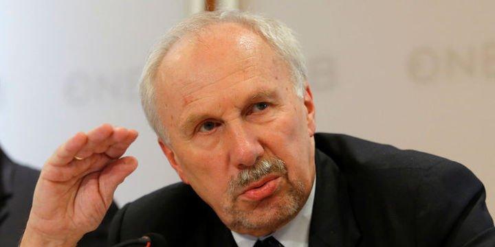 AMB/Nowotny: Euro Bölgesi ekonomisi 2. yarıda dengelenir