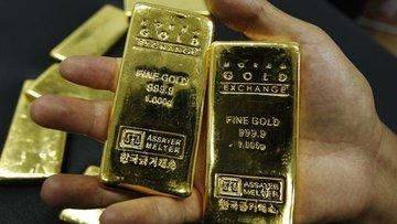 Altın 8 ayın en uzun haftalık düşüş serisine yöneldi