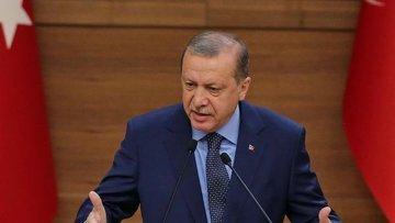 Erdoğan (Belediyelerdeki değişim): Yapılacak zulümlere se...