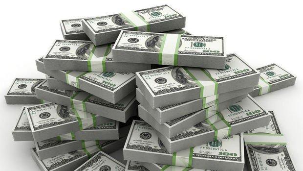 Yurt içi yerleşiklerin döviz mevduatı 542 milyon dolar azaldı