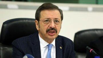 TOBB/Hisarcıklıoğlu: Ekonominin lokomotifi perakendedir