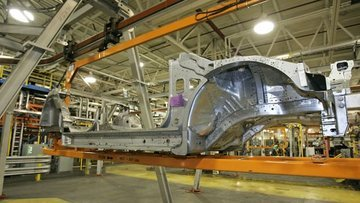ABD'de öncü imalat PMI Nisan'da 52.4 olarak kaldı