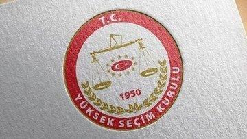 YSK'dan HDP'nin olağanüstü itiraz talebine ret kararı