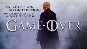 Trump: (Muller davasına ilişkin) Oyun Bitti