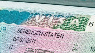Schengen başvurusu yapan Türk vatandaşı sayısı açıklandı
