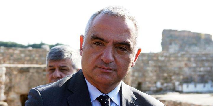 Kültür Bakanı Ersoy: Turizmi 12 aya yaymak gibi bir hedefimiz var