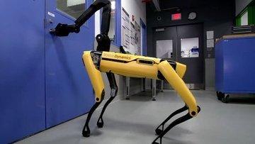 Boston Dynamics'in ilk ticari robotunun satışa çıkacağı b...
