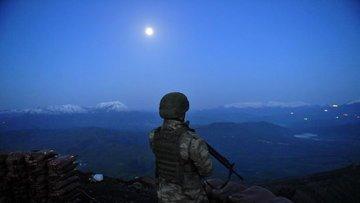 Irak sınırında 4 asker şehit oldu