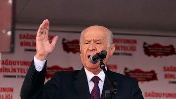 Bahçeli: İstanbul'daki seçimin yenilenmesi vicdanları rah...
