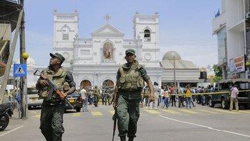 Sri Lanka'da 8. patlama meydana geldi