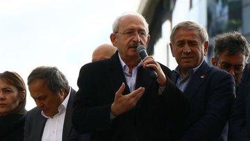 Kılıçdaroğlu: Beni üzen şehide yapılan saygısızlıktır