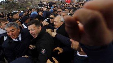Kılıçdaroğlu'na saldıran 9 şüpheliden 3'ü serbest