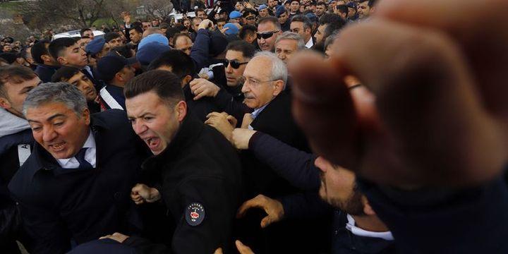 Kılıçdaroğlu'na saldıran 9 şüpheliden 3