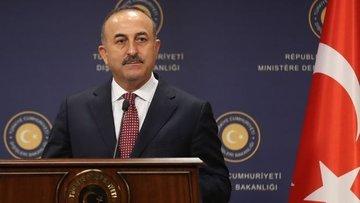 Çavuşoğlu'ndan ABD'nin kararına tepki