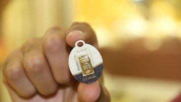 Gram altın 239 lira seviyelerinde