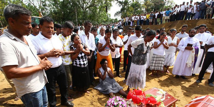 Sri Lanka hükümeti: Saldırılar Yeni Zelanda