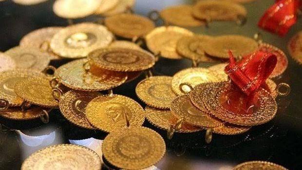 Kapalıçarşı'da altın fiyatları (23.04.19)