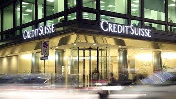 Credit Suisse ilk çeyrekte beklenenden fazla kar etti