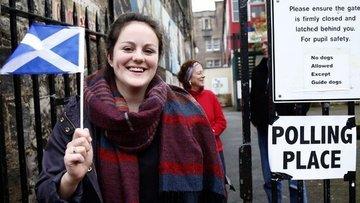 İskoçya yeni bir bağımsızlık referandumu istiyor