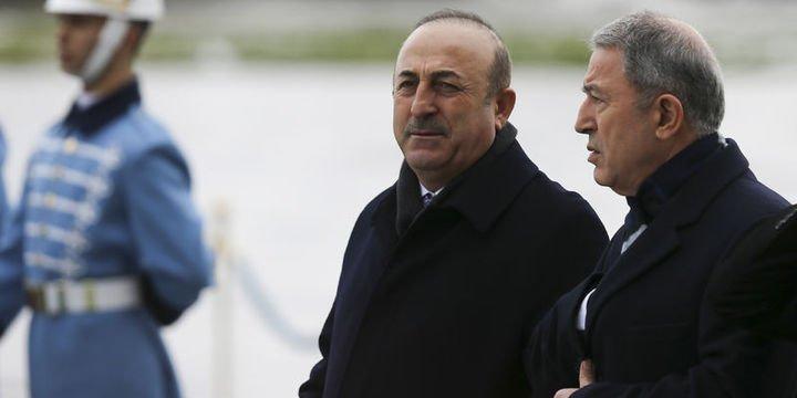 Bakan Akar ve Bakan Çavuşoğlu görüşmesine ilişkin açıklama