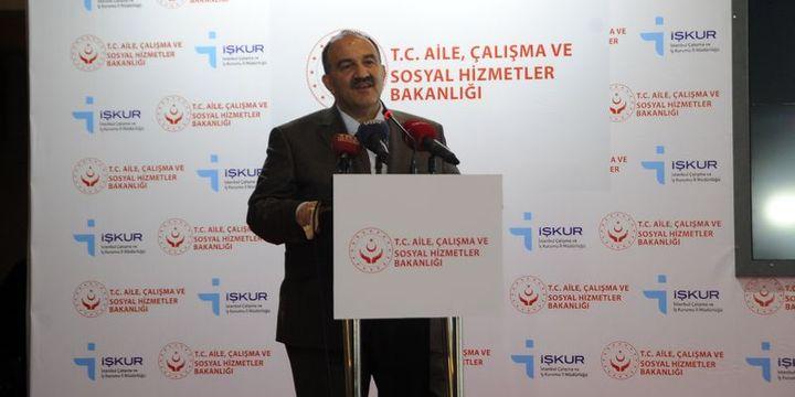 İŞKUR/Uzunkaya: İstanbul'da 291 bini aşkın kişiye istihdam sağladık