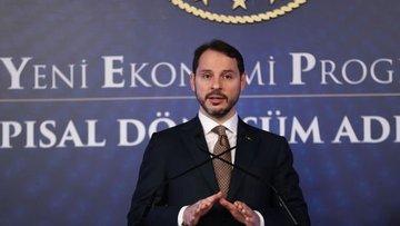 Bakan Albayrak: Dengelenme sürecinin pozitif yansımaları ...