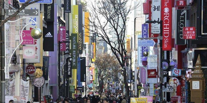 Güney Kore ekonomisi ilk çeyrekte yüzde 0.3 daraldı
