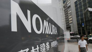 Nomura'nın karı 4. çeyrekte yüzde 96 azaldı