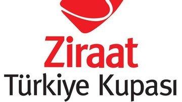 Ziraat Türkiye Kupası'nda finalin adı Galatasaray-Akhisar...