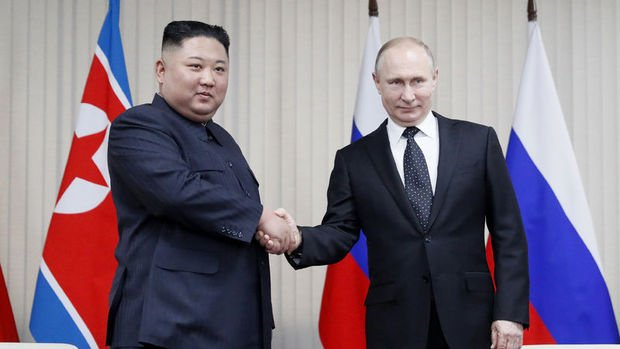 Kuzey Kore: Putin, Kim Jong-un'un davetini kabul etti