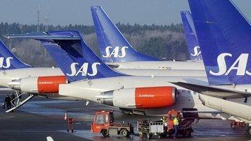 İskandinav Hava Yolları 205 seferini iptal etti