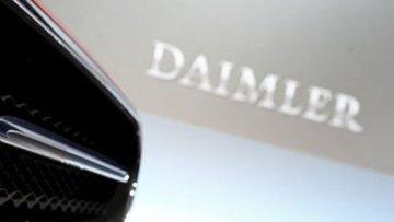 Daimler'in ilk çeyrek karı beklentiyi aştı