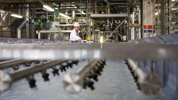 Almanya'da imalat PMI Nisan'da 44.4'e yükseldi