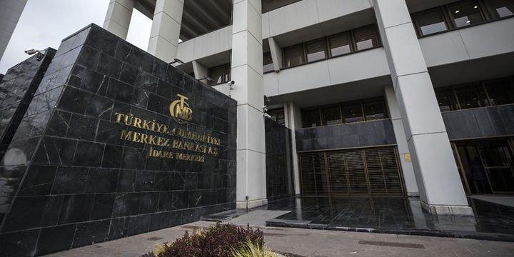 TCMB net uluslararası rezervleri 25.8 milyar dolara geriledi
