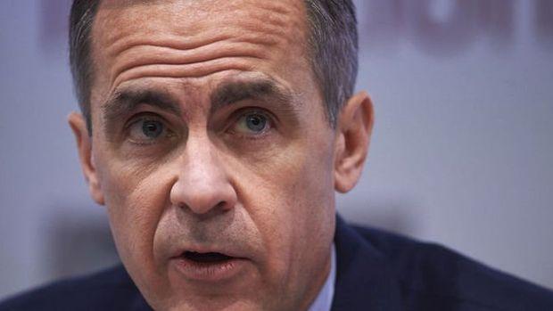 BoE/Carney: Küresel ticaret gerilimi şimdilik gevşedi