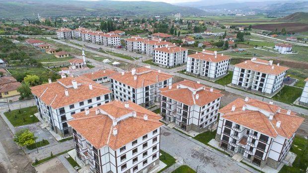 50 bin yeni sosyal konut kuraları pazartesi başlıyor