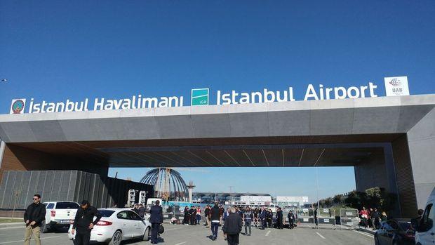 İstanbul Havalimanı 4 milyon yolcu ağırladı