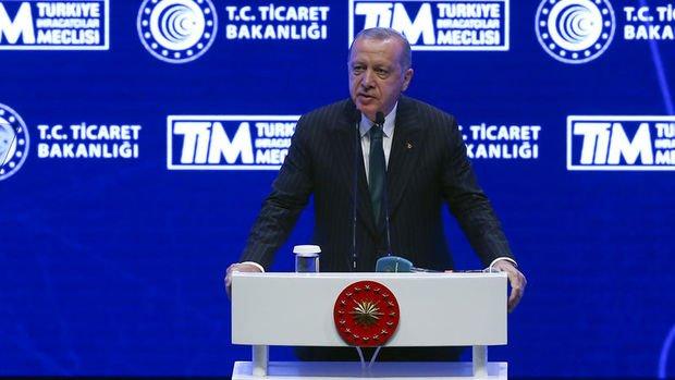 Erdoğan: Dijital dönüşüme kritik bir politika olarak sahip çıkıyoruz