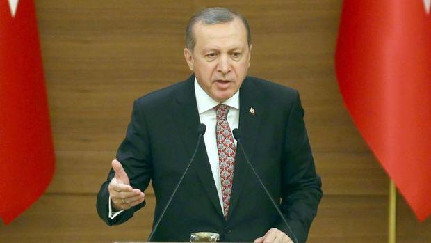 Cumhurbaşkanı Erdoğan, MÜSİAD Genel Kurulu'nda konuştu