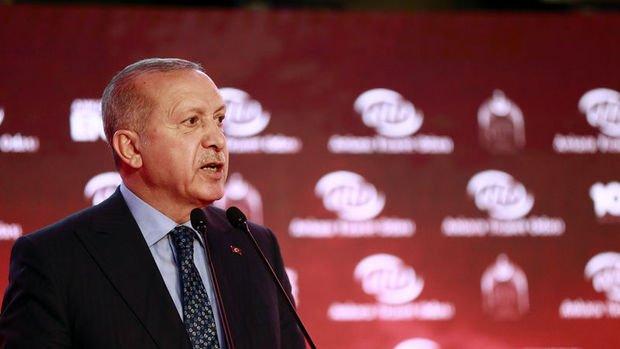 Erdoğan: Cami merkezli hayatı özendirmemiz gerekiyor