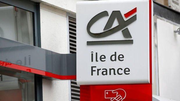 Credit Agricole'un ilk çeyrek net karı yüzde 11 düştü