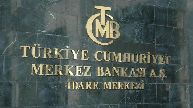 TCMB net uluslararası rezervleri 26.6 milyar dolara yükseldi