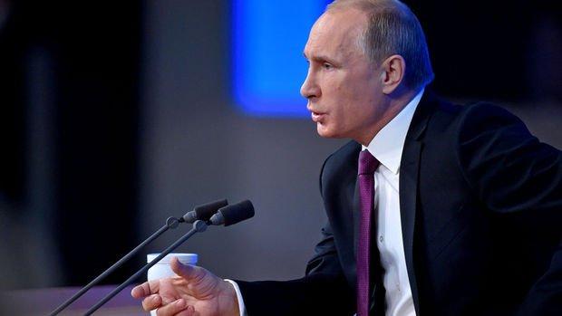 Putin: Rusya her yerde açık diyaloğun sürdürmesine hazırdır